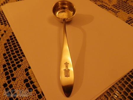 Herb Lubicz- nabierka srebro