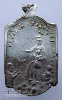 Medalik szkaplerzny wzór 1