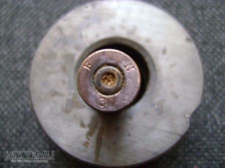 łuska Mauser Belgijska FN 30