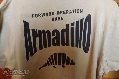 Baza ARMADILLO W AFGANISTANIE