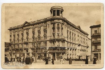 W-wa - Krakowskie Przed.- Hotel Bristol 1930-39