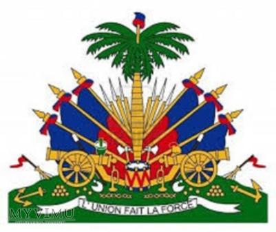Le blason d'Haïti II