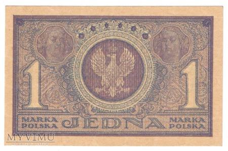 1 Marka Polska 1919 r.