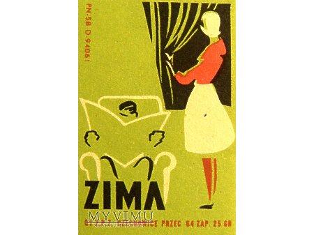 Duże zdjęcie ZIMA (jaka będzie)