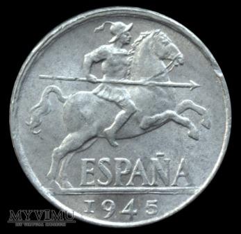 10 Centimos 1945