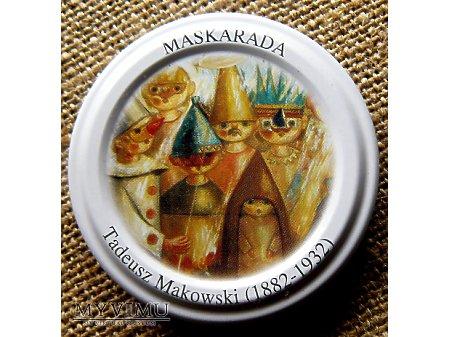 Duże zdjęcie MASKARADA