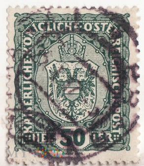 Austria 1916 herb Cesarstwa Austriackiego