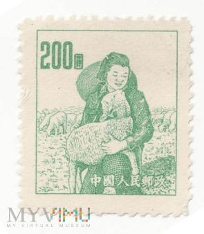 Znaczek 20 - Chiny