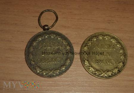 Medal POLSKA SWEMU OBROŃCY 1918 1921