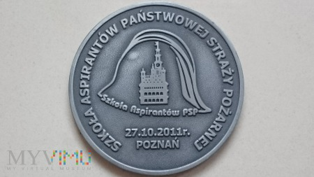 Jubileusz 60 Lat Poznańskiej Szkoły Pożarniczej