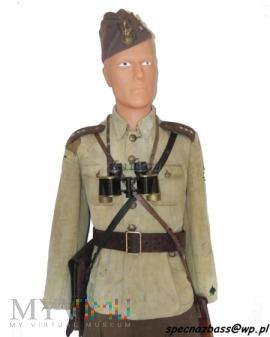 Kapitan LWP, II połowa lat 40-tych