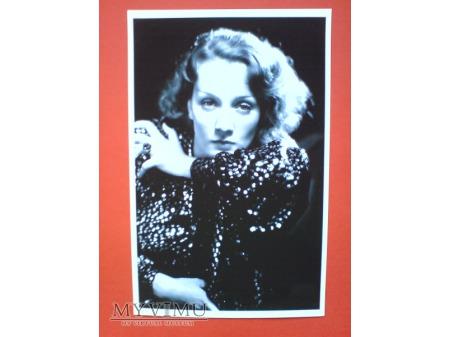 Marlene Dietrich Pocztówka Chiny 2011 n.5