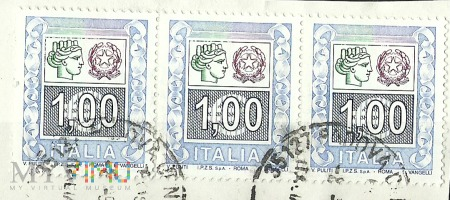 Ornamenti e Italia turrita
