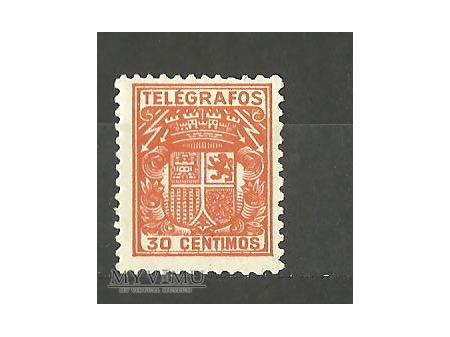 Różne hiszpańskie znaczki.
