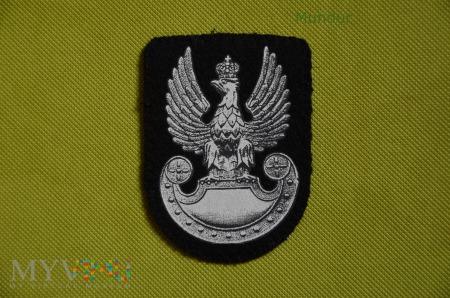 Orzełek wz.93 do beretu czarnego (termodruk)