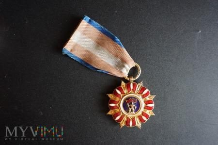 Duże zdjęcie Order Budowniczych Polski Ludowej - oryginał