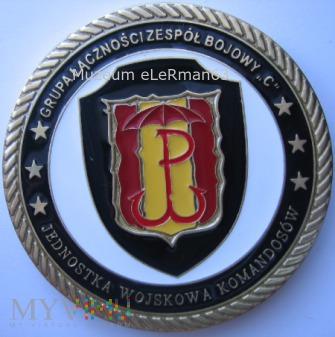 Coin. Grupa łaczności ZB