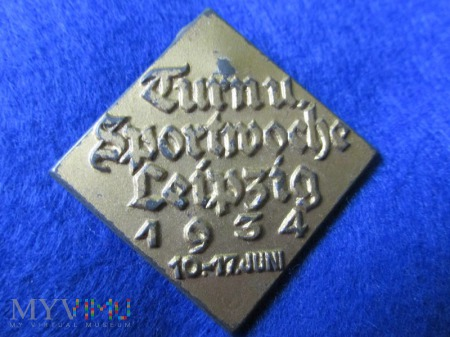 Tagungsabzeichen-odznaka okolicznościowa