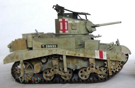 Czołg lekki M3