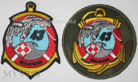 43 Baza Lotnictwa Morskiego. Gdynia.