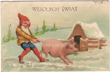 Duże zdjęcie Świnka Bożonarodzeniowa - 1939