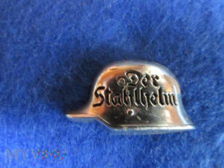 Stahlhelm-odznaka organizacyjna