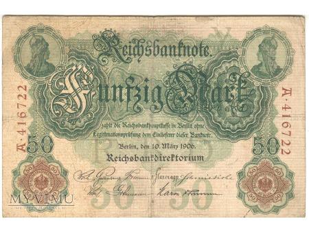 50 MAREK 1906