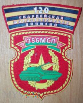 356 MCN Pułk Zmotoryzowany