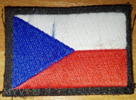 Oznaka przynależności państwowej Czech