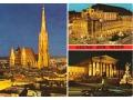 WIEN - Stephansdom, Oper, Parlament