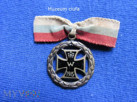 Eisernes Kreuz-patriotische Anhanger