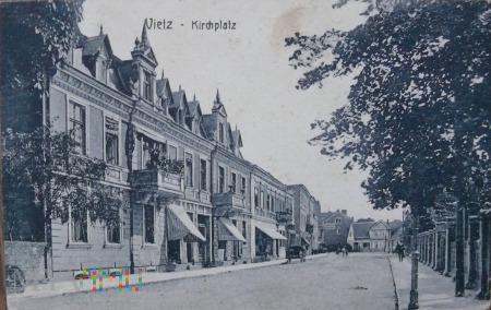 Kartka pocztowa Vietz Witnica Chojeńska