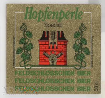 Duże zdjęcie Feldschlösschen Hopfenperle
