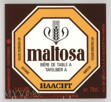 Haacht, Maltosa
