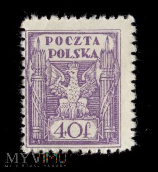 Poczta Polska PL 107-1919