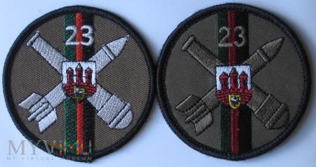 Duże zdjęcie 23 Śląski Pułk Artylerii. Bolesławiec.