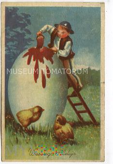 Wesołych Świąt Wielkanocnych - 1948