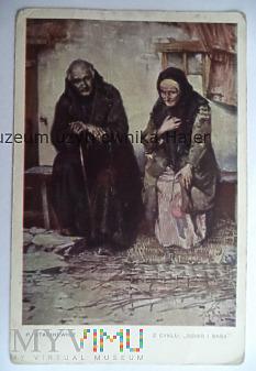 """Stachiewicz P. - Z cyklu : """" Dziad i Baba """""""