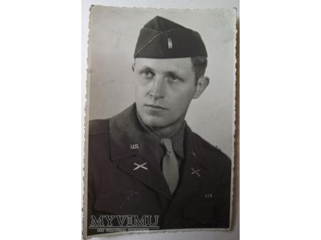 Duże zdjęcie Amerykański żołnierz