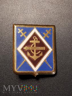 1 Pułk Artylerii Morskiej - Pamiatkowa odznaka