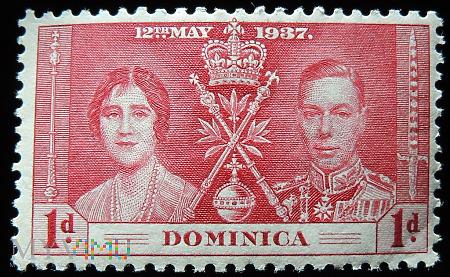 Dominika 1d Jerzy VI i Elżbieta