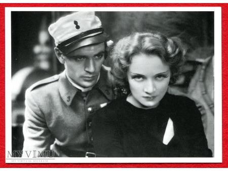 Marlene Dietrich Gary Cooper film MAROKO