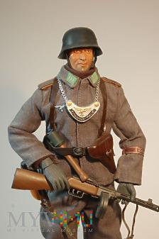 Obergefreiter Feldgendarmerie z 12. Feld Division.