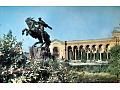 Armenia Erywań pomnik Dawida z Sassoun '7x-'8x
