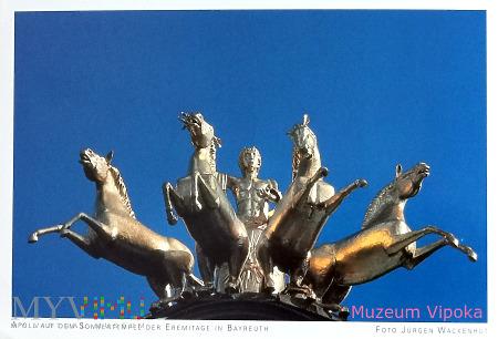 Bayreuth: kwadryga Apollina ze światyni słońca '16