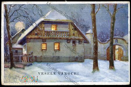Wesołych Świąt - 1932
