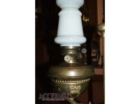 LAMPA NAFTOWA GABINETOWA