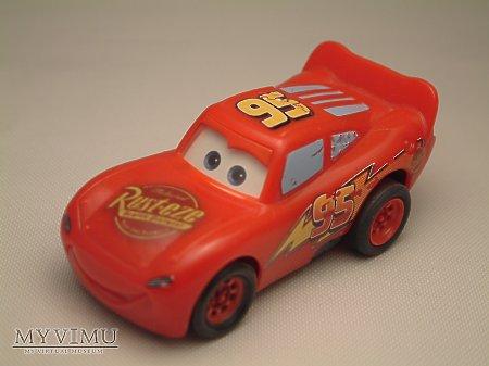 Zygzak Mcqueen z filmu Cars