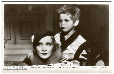 Duże zdjęcie Marlene Dietrich Picturegoer nr P 136