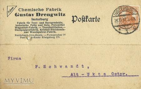 Insterburg - 1917 r.